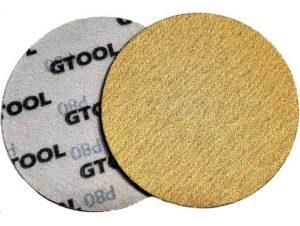 Круг шлифовальный на липучке GTOOL (премиальный оксид алюминия)